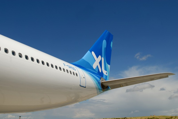 XL Airways a transporté 800 000 passagers au cours de l'exercice 2014-15, avec une croissance de 25% sur l'axe France-USA - Photo : XL Airways