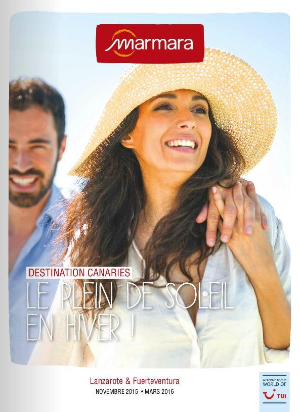 Canaries : Marmara dédie une brochure aux îles de Fuerteventura et Lanzarote