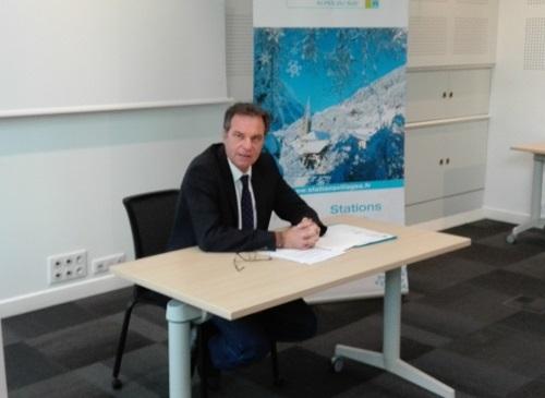Renaud Muselier a été élu Président du CRT PACA ce 5 février 2016 - Photo PC