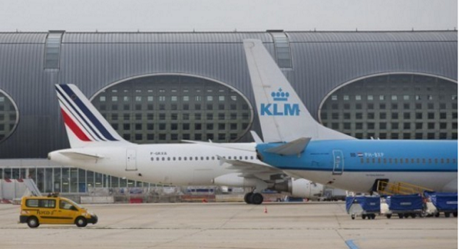 Air France-KLM publie ses résultats de trafic pour janvier 2016 - Photo : Air France-KLM