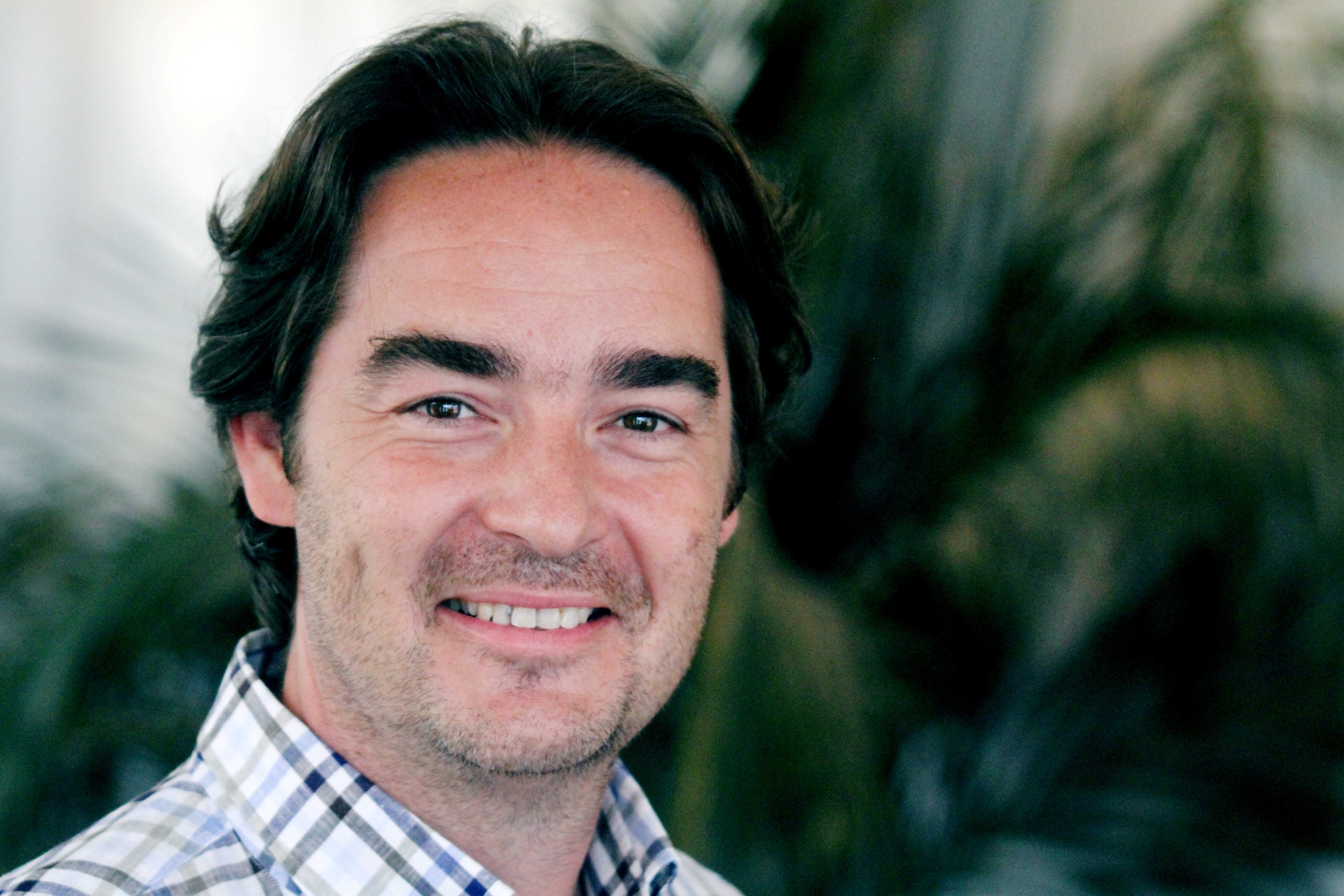 Olivier Ganiveng président du Directoire de Vacalians Group. Photo Michael Esdourrubailh.