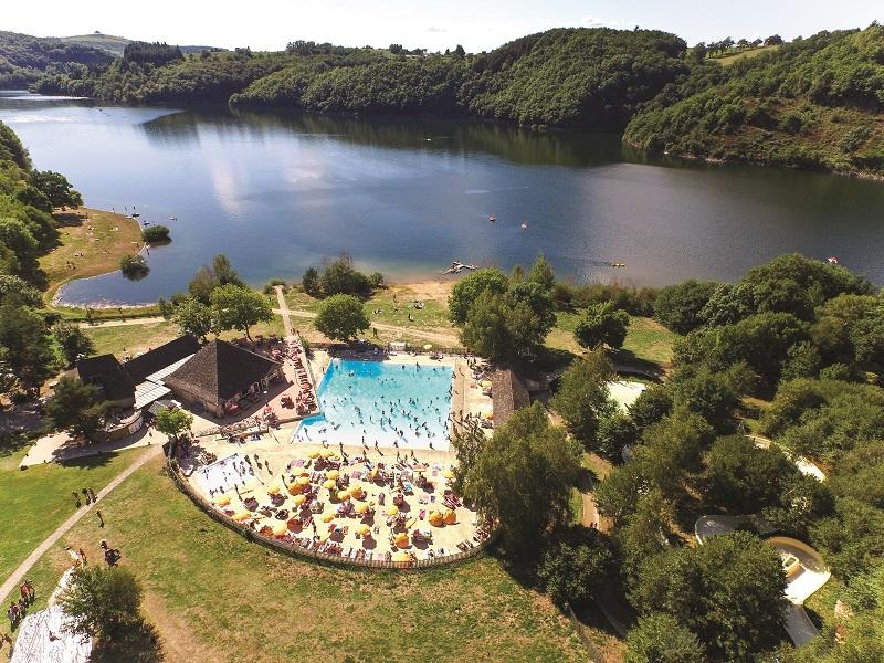 Camping vacalians veut devenir la r f rence des vacances for Vacances en aveyron avec piscine