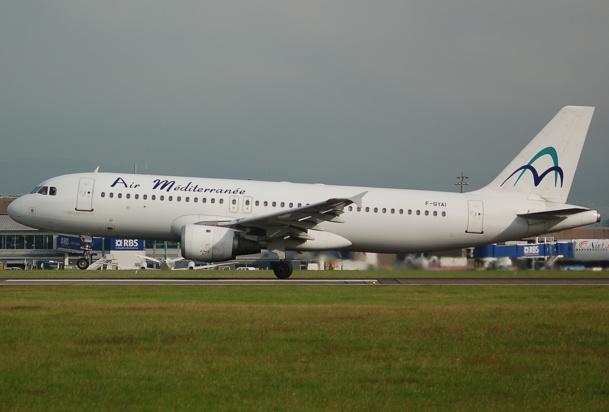 Les passagers se battent, l'avion doit se poser en urgence - Photo : Air Méditerranée