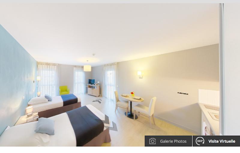 """""""Une visualisation plus précise des logements qu'avec de simples photos"""" - (c) Capture MorningCroissant.fr"""