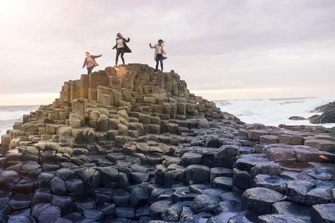L'Irlande va montrer ses atouts touristiques sur les écrans de TV français - DR : Irlande Tourisme