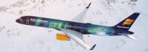 Icelandair dresse le bilan de ses activités pour le 4e trimestre et pour l'ensemble de l'année 2015 - Photo : Icelandair