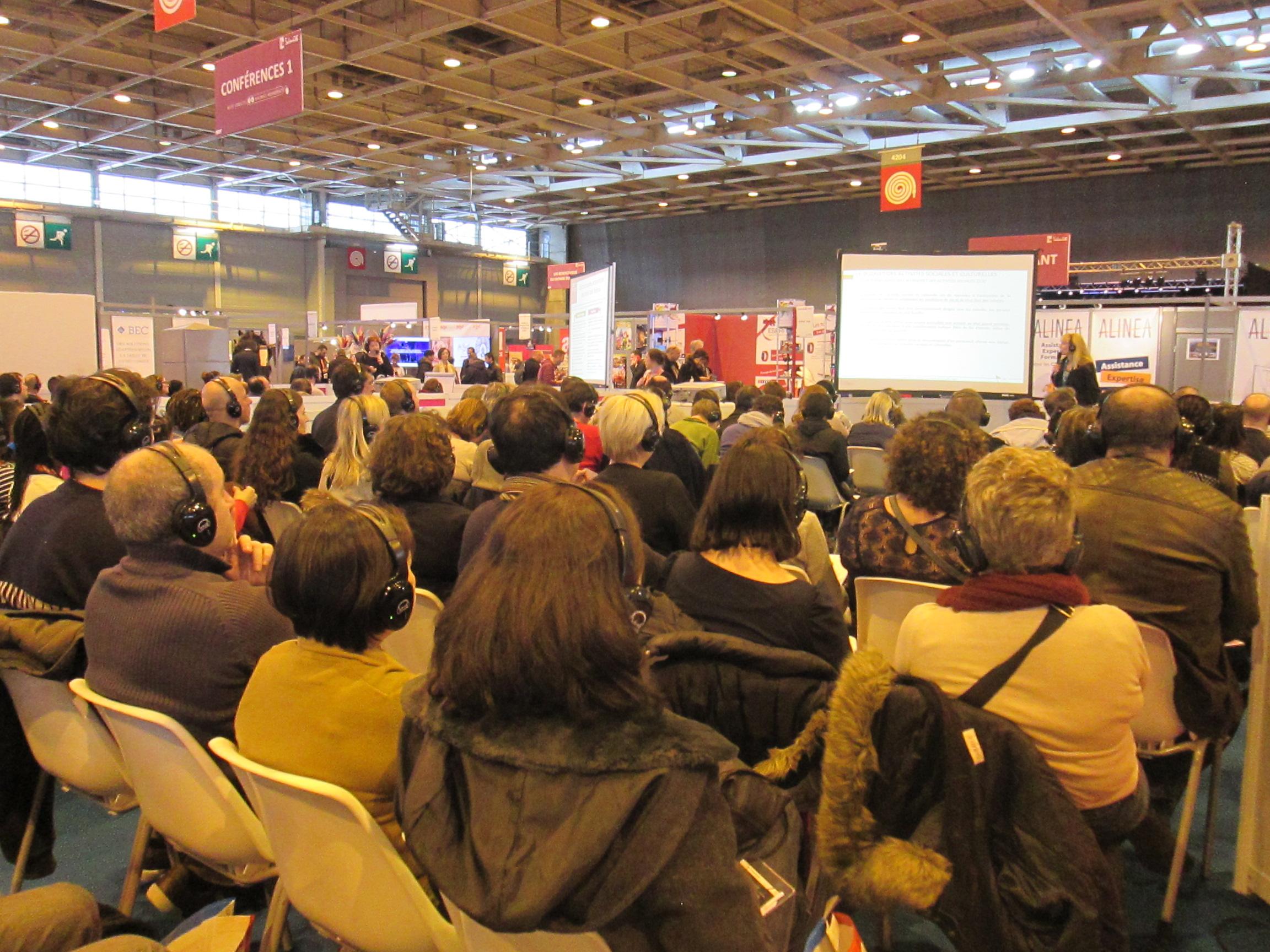 SalonsCE Paris : les voyages, le rêve et l'évasion font toujours recette