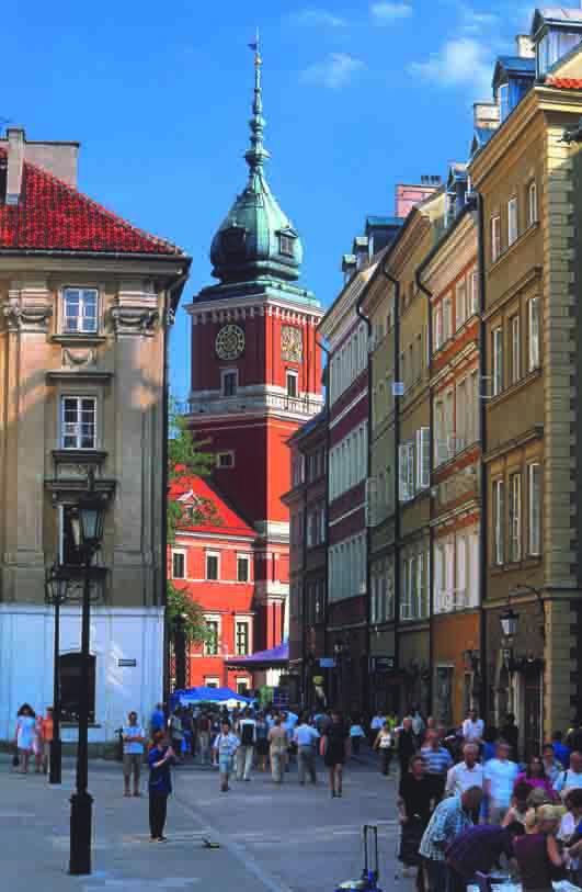 Pologne varsovie capitale de la m moire - Office de tourisme pologne ...