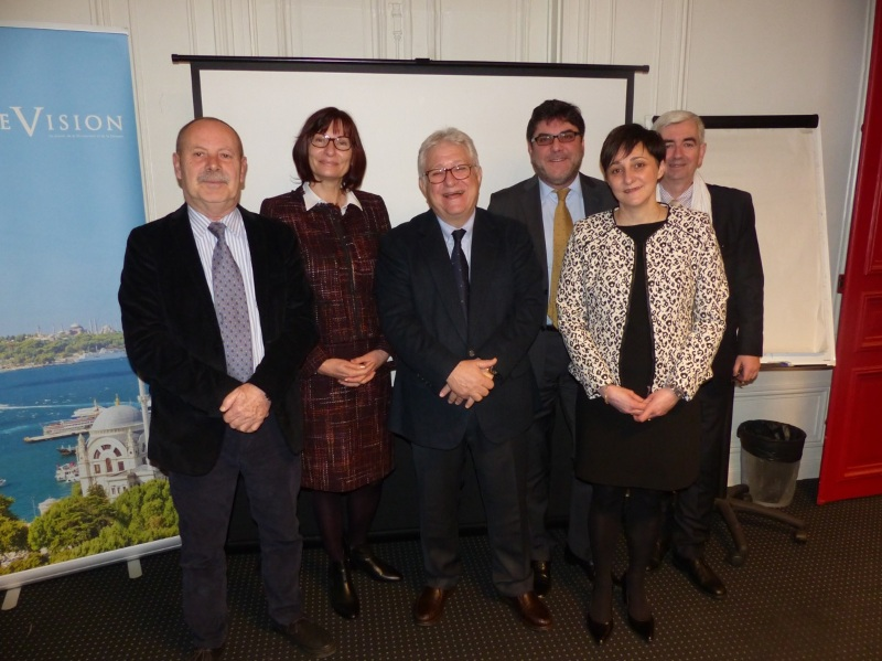 L'équipe de Mondoterra - Turquie Vision espère rebondir sur le marché français grâce à l'ouverture de nouvelles destinations. DR-ASCI