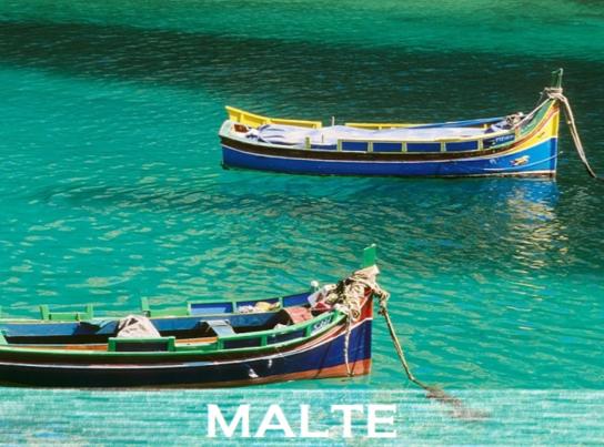 TOP of travel : soirée maltaise à Nantes le 18 février