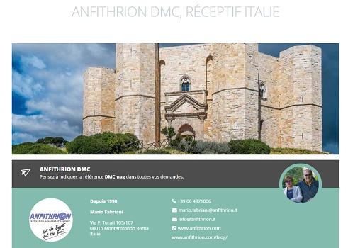 Anfithrion DMC est désormais référencé sur DMCMag.com - Capture d'écran