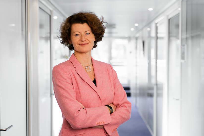 Céline Lemercier rejoint le Comité Exécutif de Louvre Hotels Group