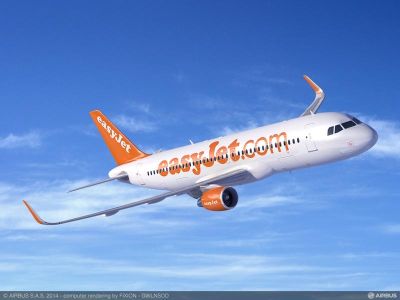 La compagnie easyJet poursuit sa croissance en France, notamment sur l'aéroport de Charles de Gaulle. DR-Airbus