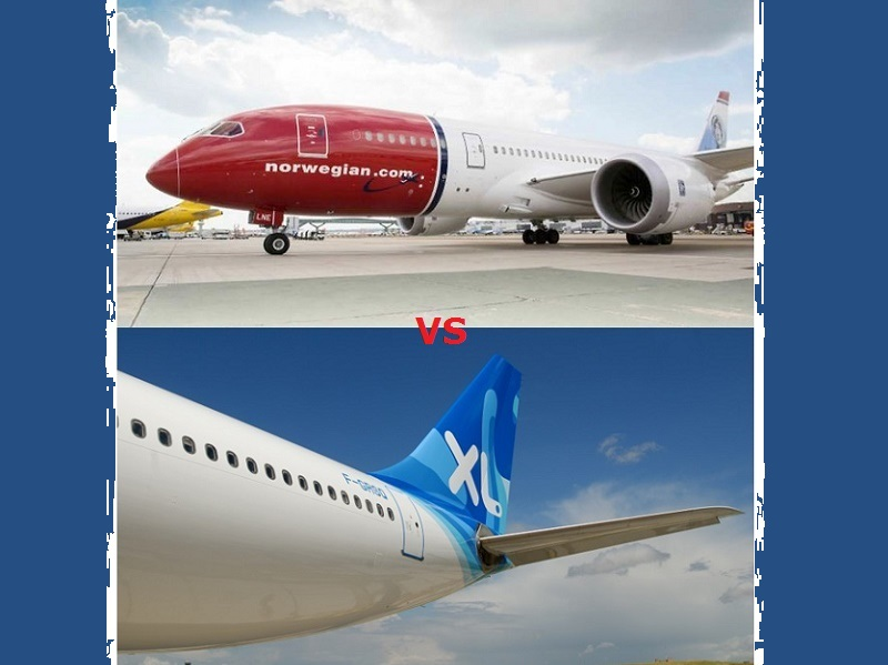 Entre Norwegian et XL Airways, qui sera le moins cher sur les vols Paris-New York ? - Photos : DR