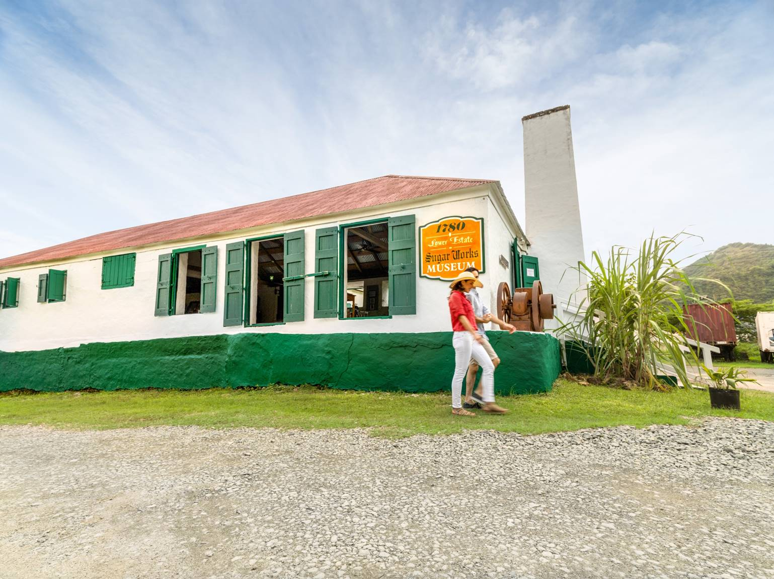 Road town à Tortola