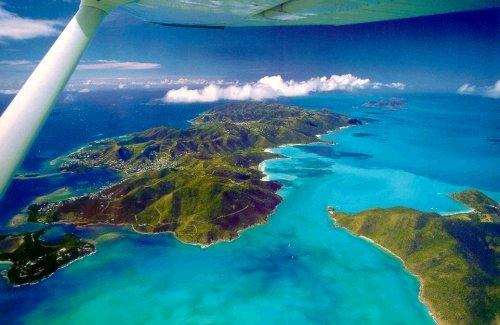 Pourquoi proposer les Iles Vierges ?