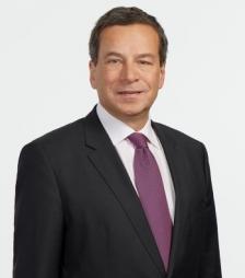 Jacques Rapoport avait pris la présidence de RFF en décembre 2012 - Photo : SNCF.com