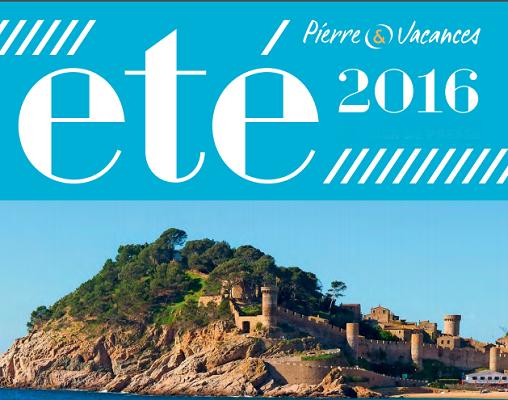 Pierre & Vacances étoffe son catalogue de résidences pour l'été 2016 - DR : Pierre & Vacances
