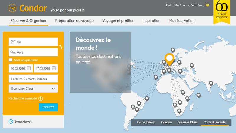 Martinique : Condor va lancer des vols entre Francfort et Fort-de-France
