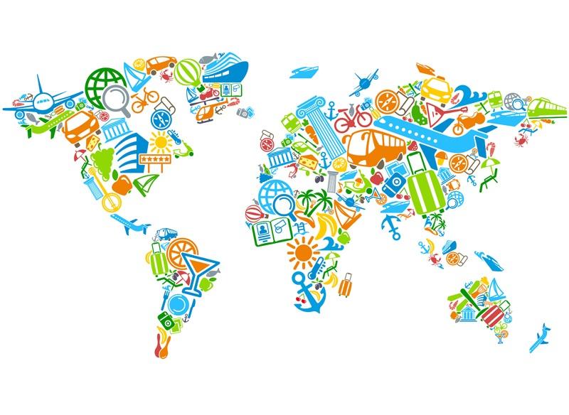 Les agences de voyages ont une vraie carte à jouer dans la vente des tours du monde. Fotolia Cpopyright