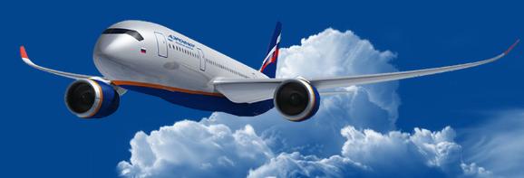 Aeroflot annonce l'ouverture de deux nouvelles lignes au départ de Moscou pour juin 2016 - Photo : Aeroflot