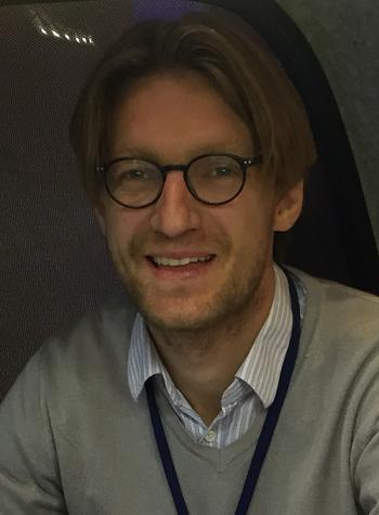 Victor Reutenauer, co-fondateur de Fotonower