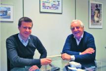 Arnaud Visbecq et Boris Reibenberg