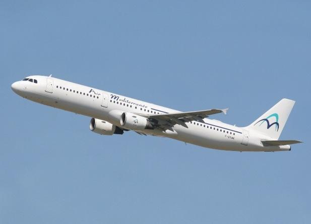 Les salariés d'Air Méditerranée attendent leur lettre de licenciement. DR-Air Méditerranée.