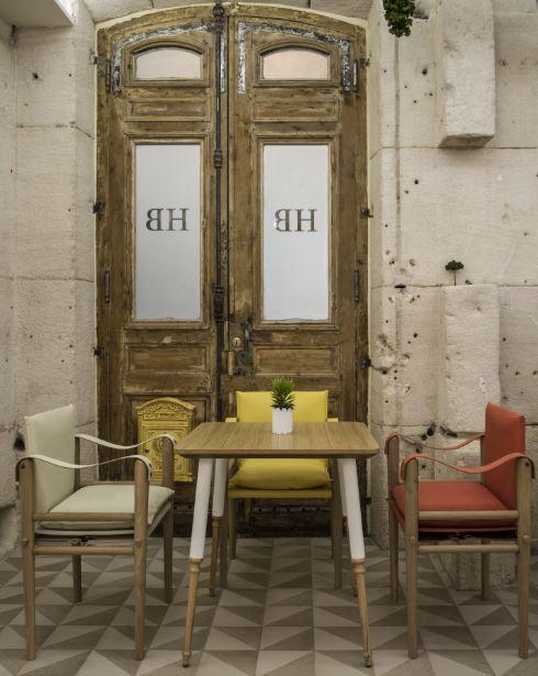 Hotel 34B (photo:Guillaume Grasset)