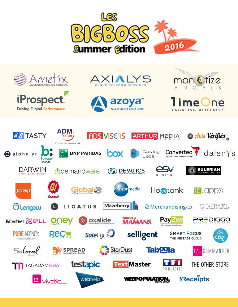 Les BigBoss Summer Edition 2016 : des surprises au soleil !