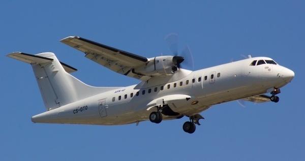 La ligne Brest-Perpignan sera desservie par Chalair en ATR 42 - Photo : Chalair