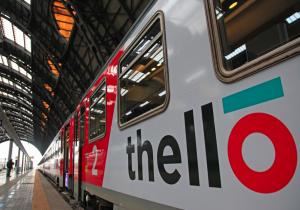 Les billets Thello sont disponibles pour des trajets à partir du 12 juin 2016 - Photo : Thello