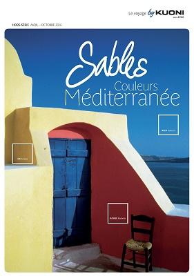 Le hors-série regroupe 50 établissements dans 10 destinations méditerranéennes - DR : Kuoni France