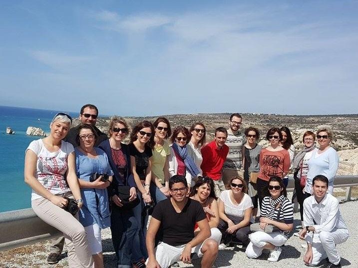 Salaün Holidays a amené 20 agents de voyages en éductour à Chypre - DR : Salaün Holidays