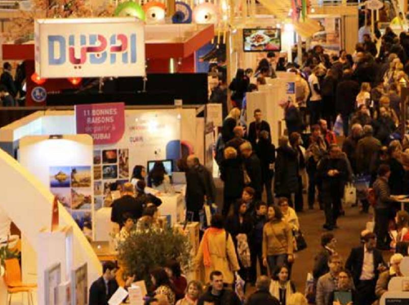 Plus de 100 000 visiteurs sont attendus au Parc des Expositions de la Porte de Versailles pour la 41e édition du Salon Mondial du Tourisme - Photo : Salon Mondial du Tourisme