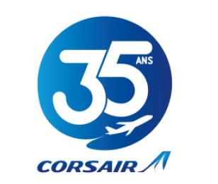 Corsair lance des promotions pour fêter ses 35 ans !