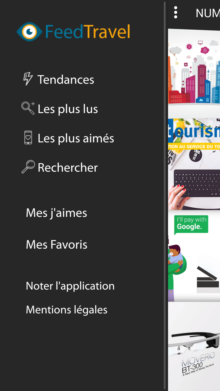 FeedTravel : l'application fait le plein de nouvelles fonctionnalités