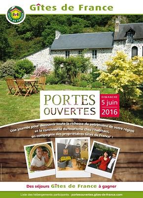 Gîtes de France renouvelle l'opération en 2016 - DR : Gîtes de France