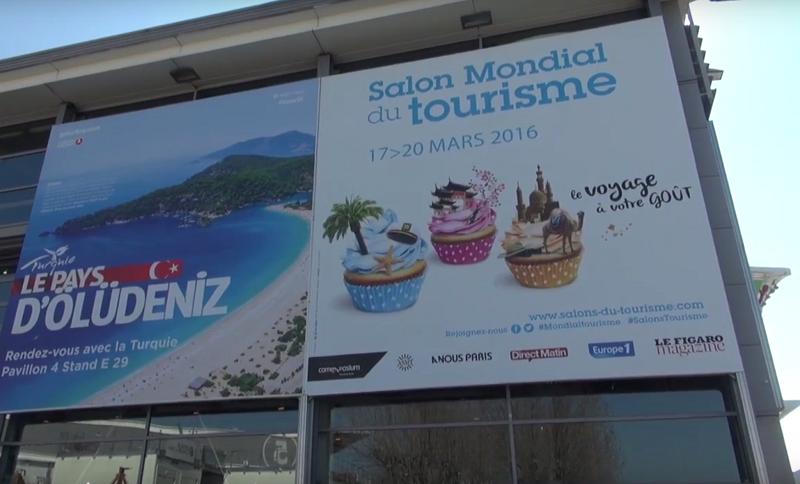 Salon Mondial du Tourisme : des visiteurs optimistes ...