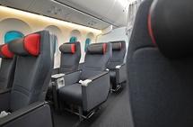Tous les passagers d'Air Canada pourront bientôt se connecter à Internet en WiFi à partir de l'automne 2016 - Photo : Air Canada