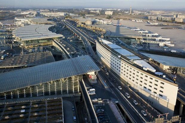 DR Aéroports de Paris - LUIDER, Emile - LA COMPANY