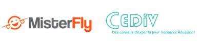 MisterFly signe un partenariat avec le CEDIV