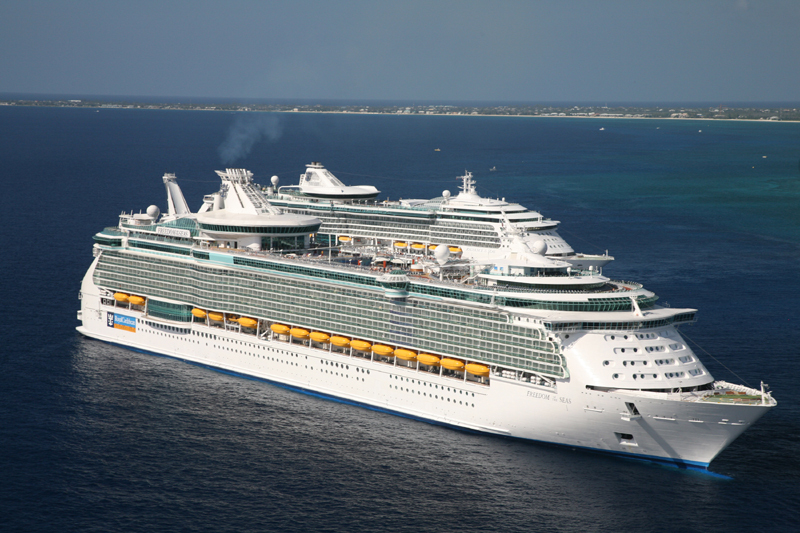 Royal Caribbean Int. prend livraison du Independence of the Seas