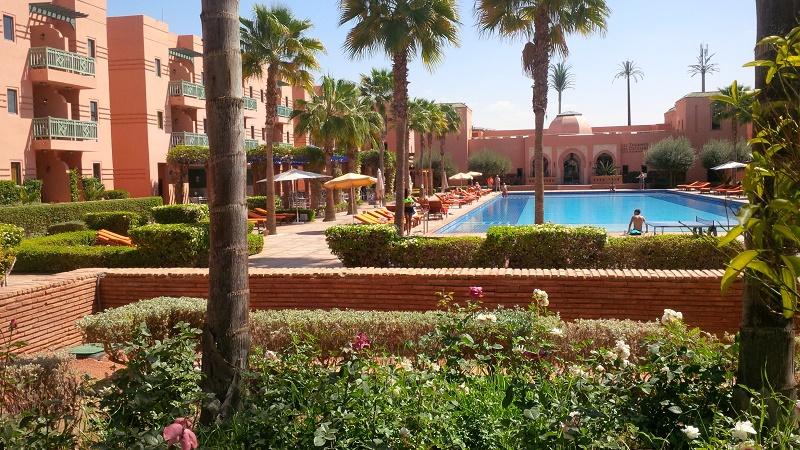 Ôvoyages ouvre son premier Ôclub à Marrakech, Les Jardins d'Agdal - DR : ÔVoyages