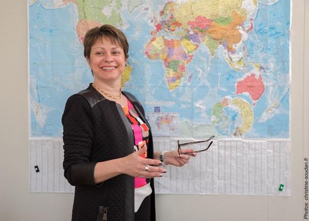 Après le TO Travel Collection, Patricia Linot lance son département réceptif consacré à la région de Fontainebleau - DR : Christine Soudan