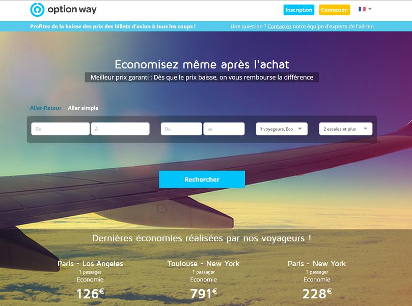 le Trophée du Tourisme Numérique de Deauville dans la catégorie « Innovation » (c) Capture Option Way