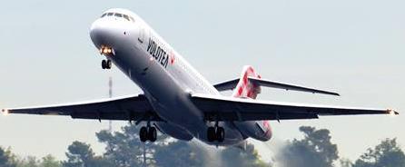 Volotea inaugure 4 nouvelles liaisons au départ d'aéroports français - Photo : Volotea