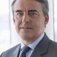 Alexandre de Juniac, président-directeur général d'Air France-KLM