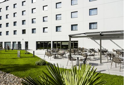 Le Quality Hotel Belfort Centre & Spa compte 76 chambres - Photo : Choice Hotels Europe