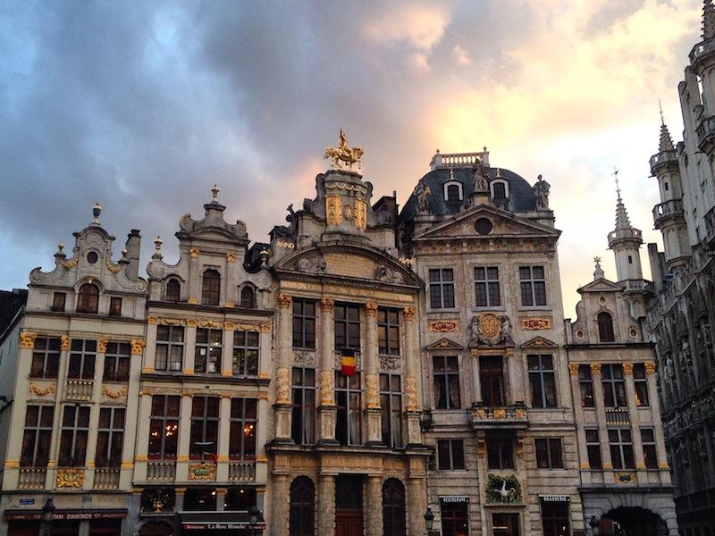 La Grand Place de Bruxelles (c) Johanna Gutkind